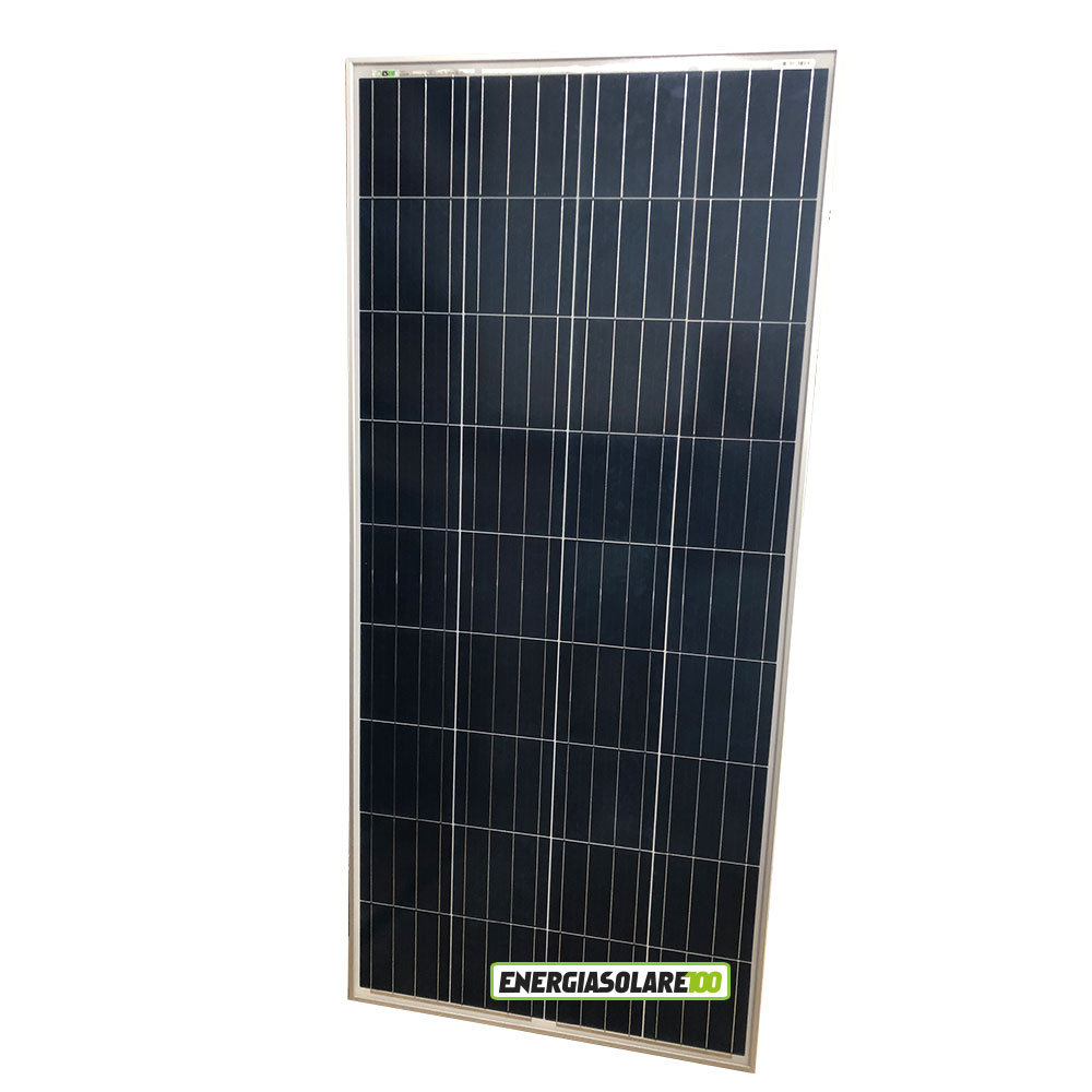 panneau solaire photovoltaique 150w 12v poly nx jardin camping car ebay. Black Bedroom Furniture Sets. Home Design Ideas