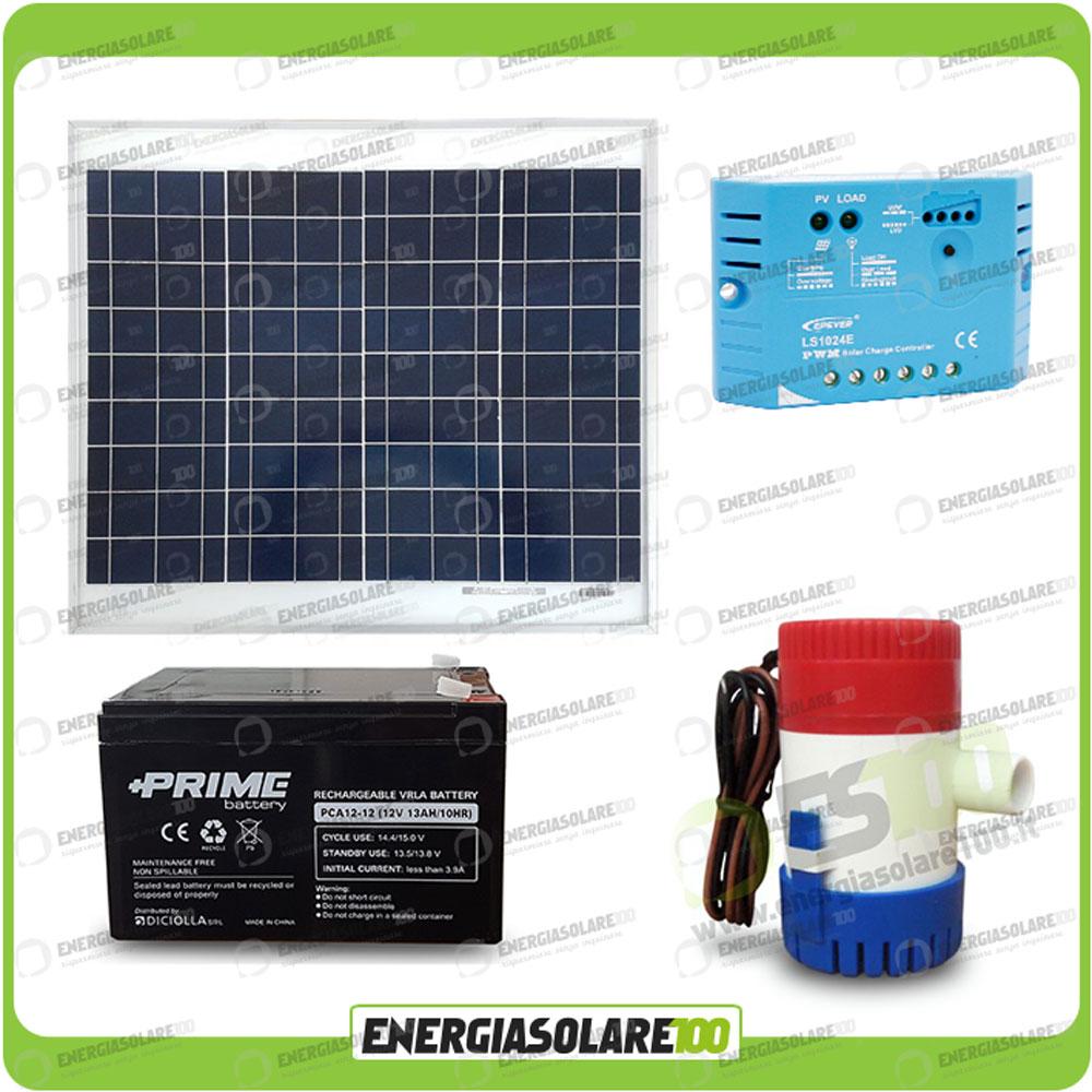 kit arrosage solaire autonome 30w 12v pompe12v irrigation 750gph r gulateur de ebay. Black Bedroom Furniture Sets. Home Design Ideas