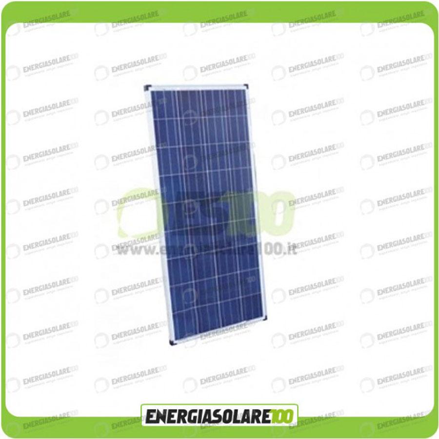 Pannello Solare Per Baita : Pannello solare fotovoltaico w v camper barca