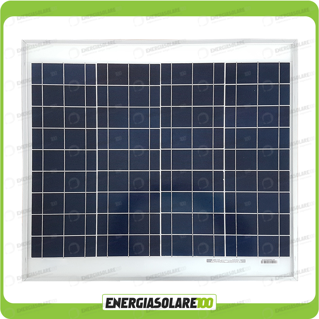 solarmodul photovoltaik solarpanel 30w 12v solaranlage. Black Bedroom Furniture Sets. Home Design Ideas