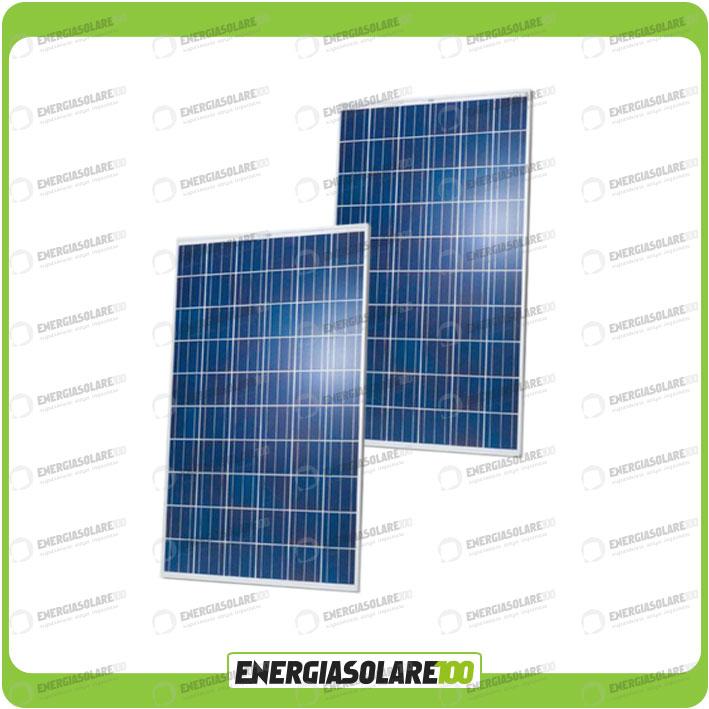 2 european photovoltaic panneau solaire 250w 24v tot 500w maison baita stand al ebay. Black Bedroom Furniture Sets. Home Design Ideas