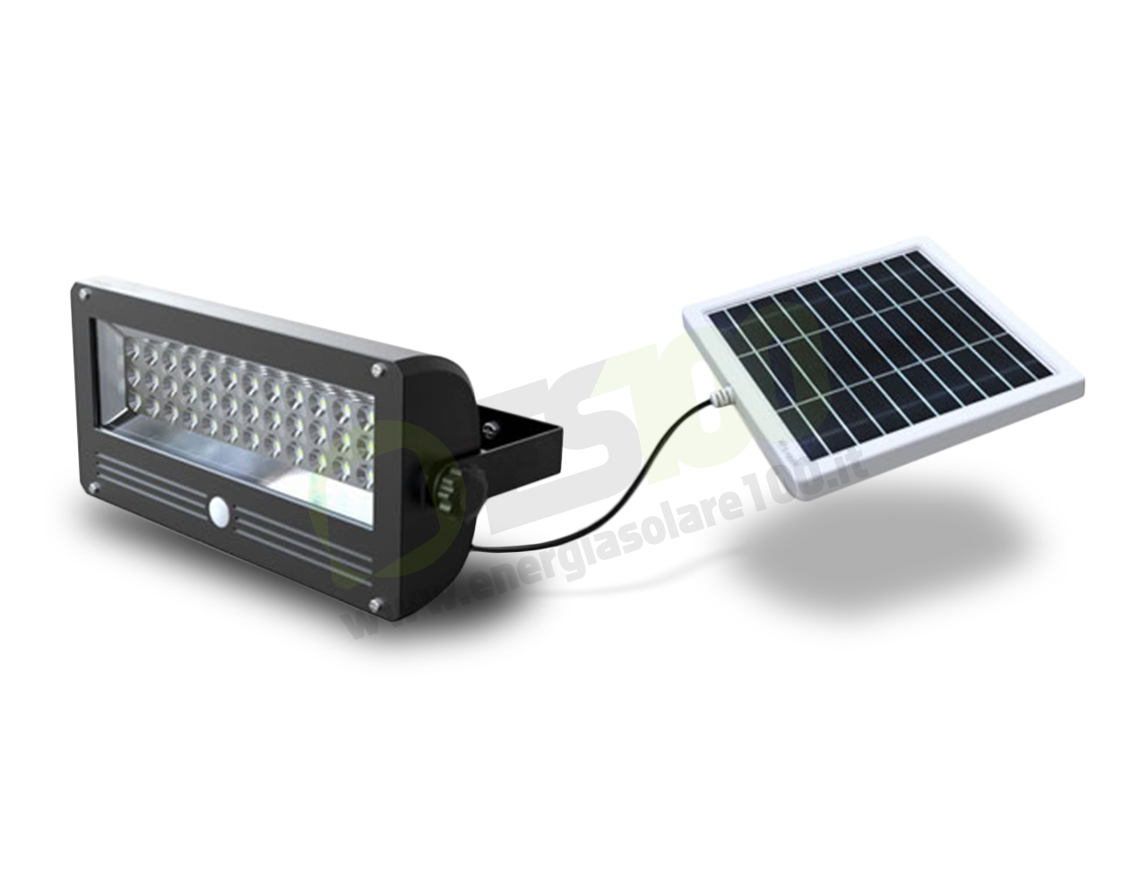 Plafoniere Con Pannello Solare : Lampade energia solare da giardino kercova collezione di