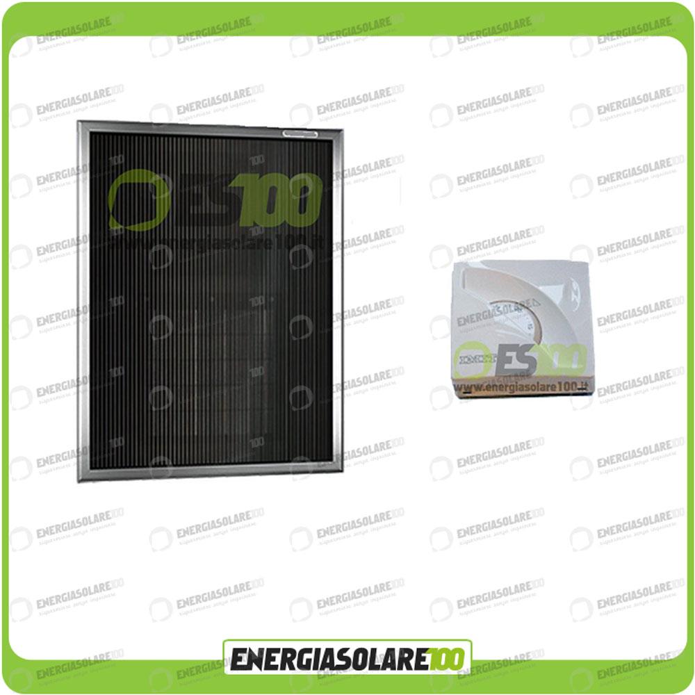 Pannello Solare Grammer Ad Aria Calda : Kit stufa solare ad aria calda svi area max mq