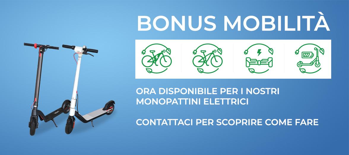 Bonus Monopattino 2020